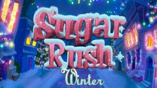 sugar rush slot logo