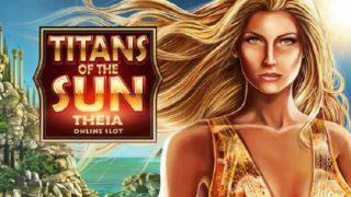 Titans of the Sun-Theia Slot