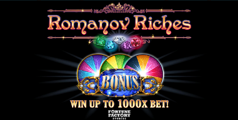 Romanov Riches New Slot