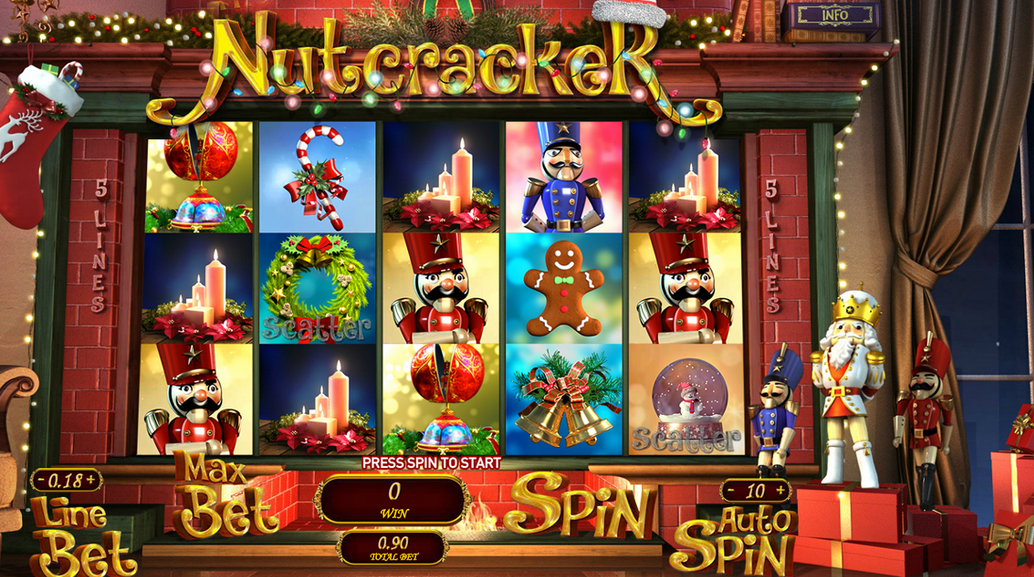Nutcracker slot