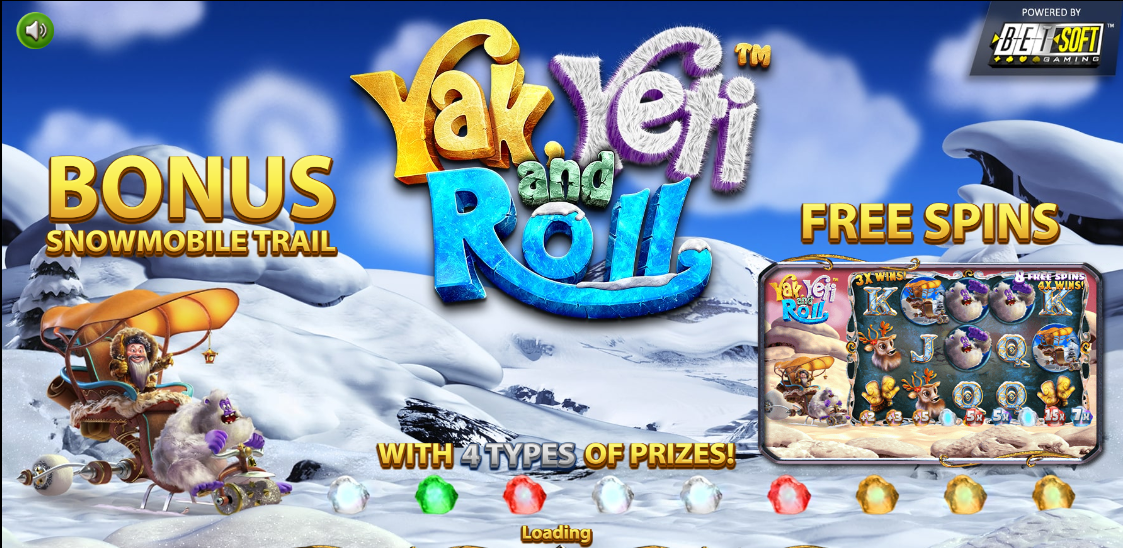 Yak Yeti and Roll-1